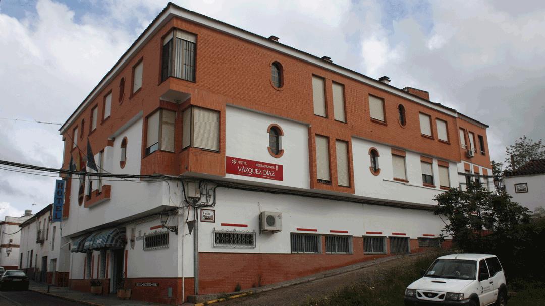 Historia del Hotel Váquez Díaz