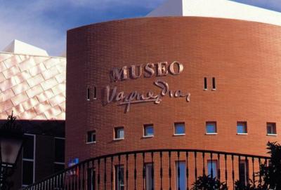 Museo Vázquez Díaz en Nerva