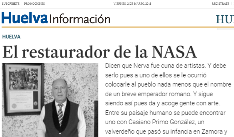 El restaurador de la NASA