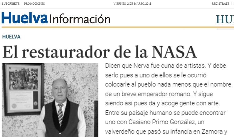 El restaurador de la NASA